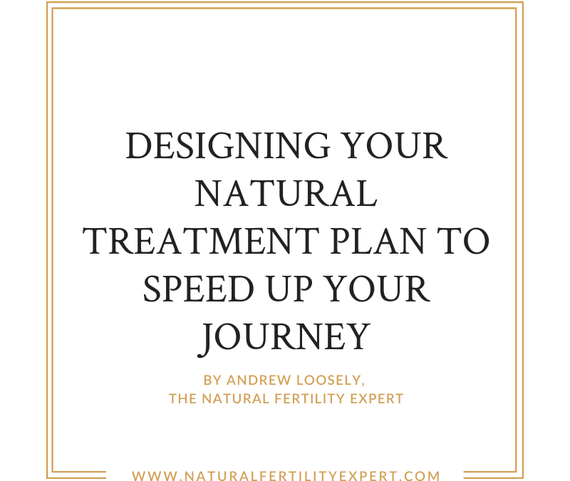 Designing Your Natural Treatment Plan to Speed Up Your Journey