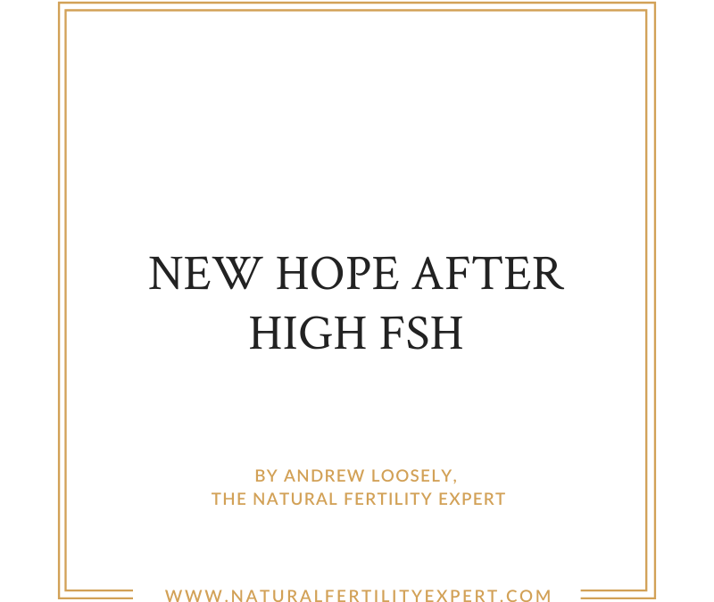 New hope after high FSH