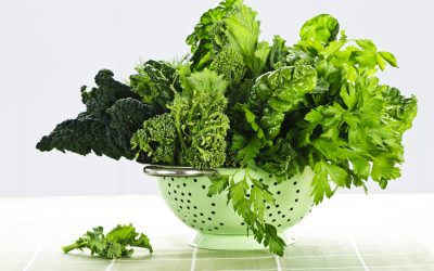 Why Leafy Greens Are Vital For Fertility!