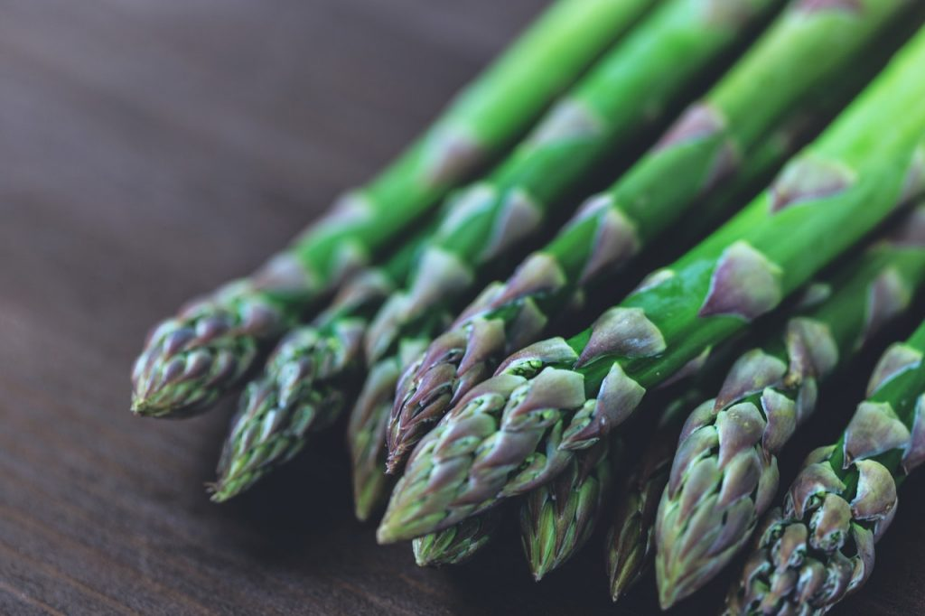 Asparagus, Egg and Sperm DNA Health