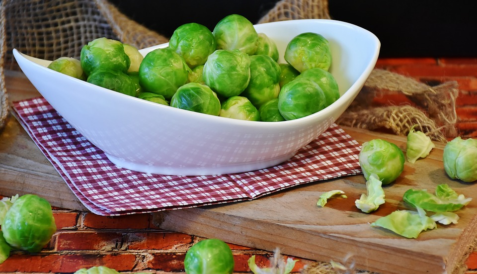 Do brussel sprouts make more babies?