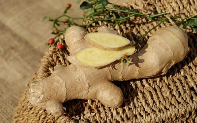 Ginger: More Than Just For Nausea!