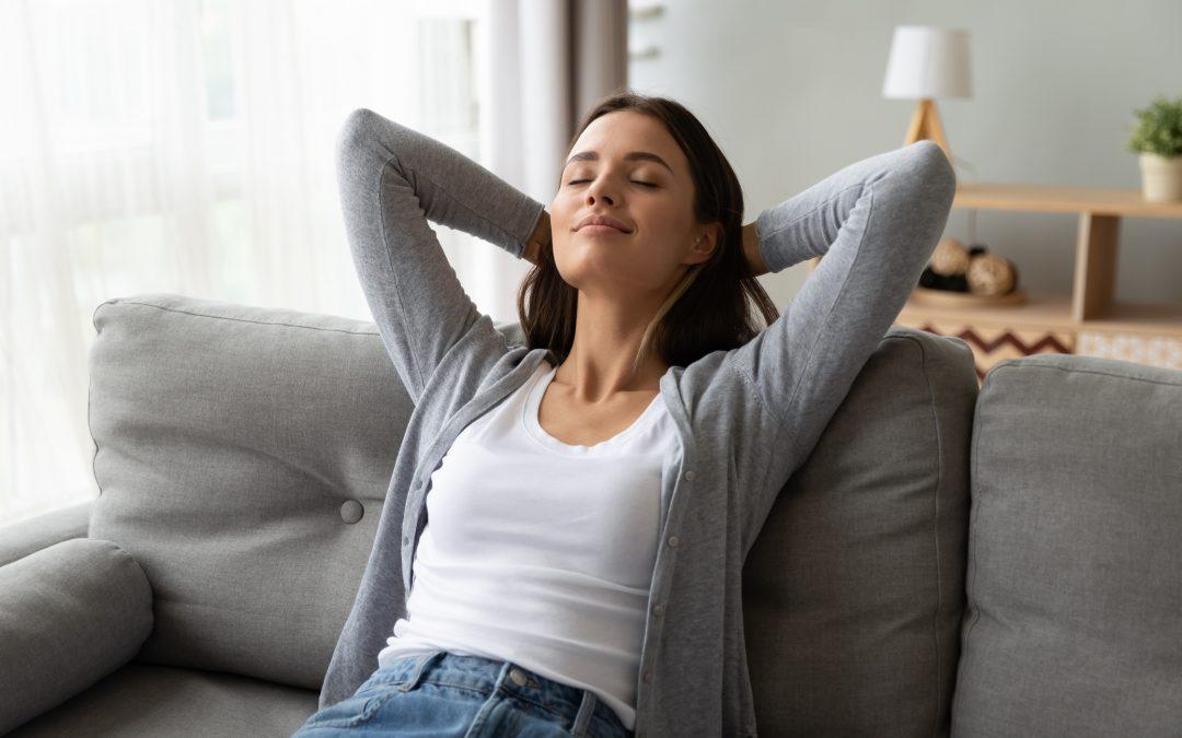 Fertility Winter Tip 2/4: Rest and Rejuvenate
