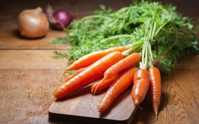 Are Carrots a Fertility Food?