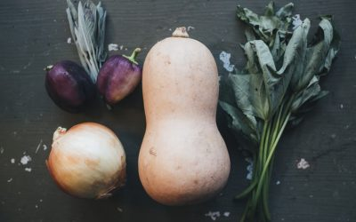 A fertility secret about Butternut Squash!
