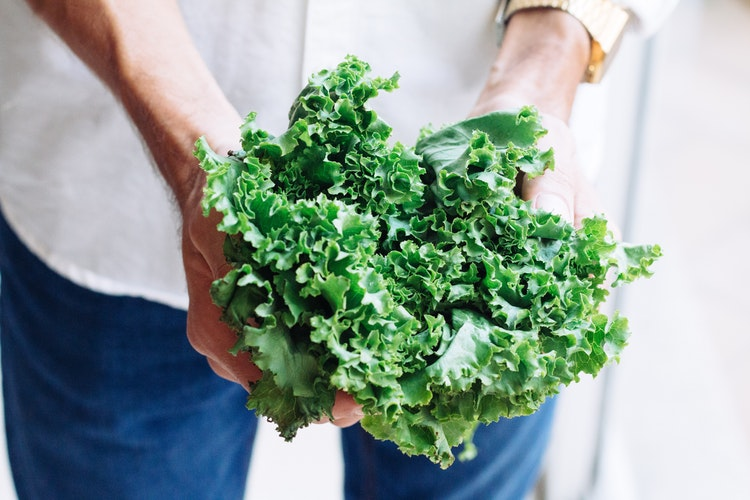 Can kale help reduce stress