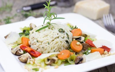 Is rice really a helpful fertility food?